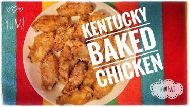 Kentucky Baked Chicken