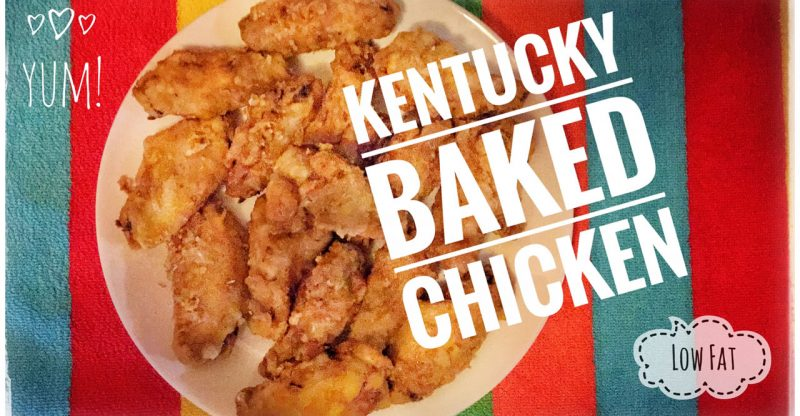 Kentucky Baked Chicken