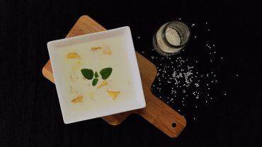 Mango Sago With Coconut Milk